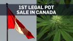 first pot sale