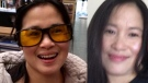 Aurora Rafer is described by police as a slim-built Filipino woman with a pale complexion who is around 160 centimetres tall. She has long dark brown hair and brown eyes. Submitted.