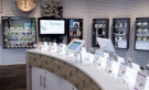 The inside of British Columbia's first legal cannabis store is pictured in Kamloops, B.C. Wednesday, Oct. 17, 2018. THE CANADIAN PRESS/Jonathan Hayward