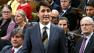 NDP questions Trudeau on record expungement