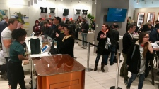 Fire and Flower was one of the six cannabis stores that opened in Edmonton on Wednesday, October 17, 2018.