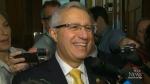 Ontario Finance Minister fields pot questions