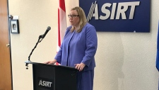 """The Alberta Serious Incident Response Team (ASIRT) announced Wednesday the actions of the officer involved in an EPS-related death were """"reasonable"""" and not a criminal offence."""