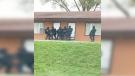 Cambridge motel raided, six arrested within
