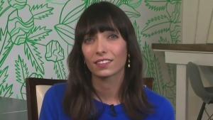 Cannabis activist Jodie Emery