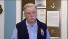 Ray Cormie, president of the Royal Canadian Legion, Branch 212