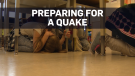 Earthquake prep