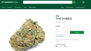 thc hybrid