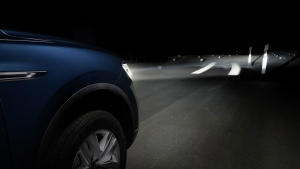 A look at Volkswagen's Evolution of Light project. © Volkswagen