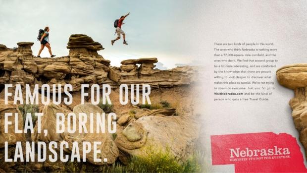 Nebraska S New Tourism Slogan Honestly It S Not For
