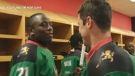 Sidney Crosby surprises Kenyan hockey team