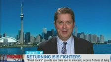 Andrew Scheer on Power Play