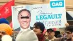 CTV Montreal: Protesting symbols ban
