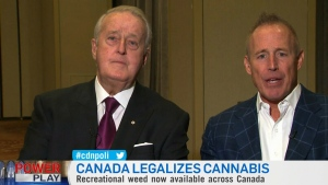 Power Play: Mulroney joins board of pot company