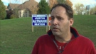 Incumbent Justin Altmann speaks with CTV News Toronto four days before the municipal election in Whitchurch-Stouffville.