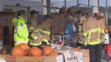 North Bay's annual Fill a Firetruck food drive