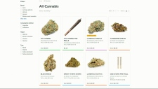 bc cannabis website