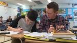 Calculators to blame for slipping grades