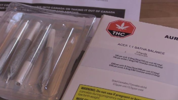 Both Nova Scotia and New Brunswick stores experienced a run on sales of pre-rolls and are experiencing inventory shortages in many locations.