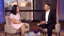 Gregor Robertson discusses legacy with Mi-Jung Le