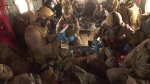 CTV National News: Medical evacuation in Mali