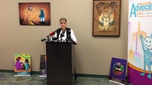 Daphne Penrose. (CTV News/Josh Crabb)