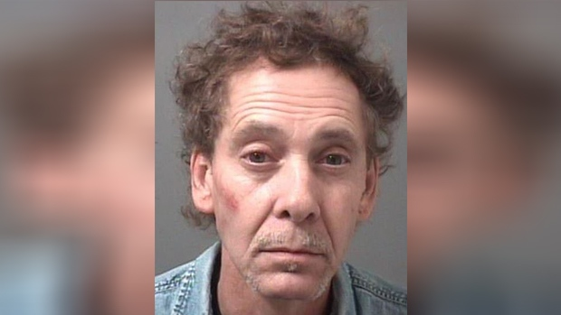Eric Spencer, 60, of Thornbury, Ont. as seen in this undated photo. (OPP/Twitter)