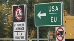 U.S. border a barrier for legal weed