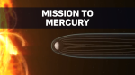 Space probes sent to Mercury