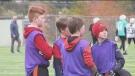 Moncton kids participate in flag football tourname