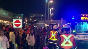 One person was killed in a stabbing at Kennedy subway station in Toronto. (CP24)
