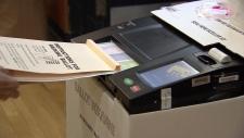 Vancouver ballot - 2018 election