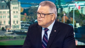 CTV QP: Goodale on pot pardons, ISIS fighters
