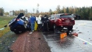 3 people die in 3-car collision in N.S.