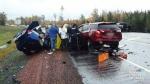 3 people die in 3-car collision in N.S.