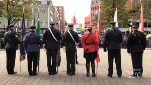 36th annual Peace Officers' Memorial Service