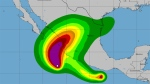 Hurricane Willa has formed in the Pacific Ocean off the coast of Mexico (Photo: U.S. National Hurricane Center)