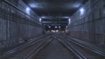 A tunnel underneath Central Station