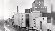 Molson brewery Montreal