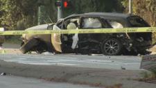 surrey motor vehicle crash