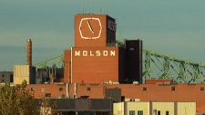 CTV National News: Molson on the move