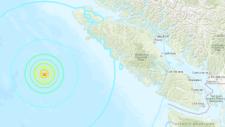 vancouver earthquake