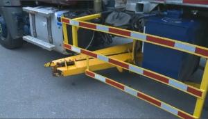 Truck siderail