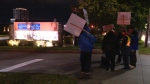 Rotating Canada Post strikes in four cities
