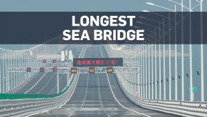 55-kilometre bridge a feat of engineering