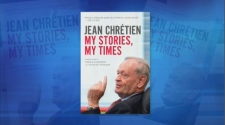 """""""My Stories, My Times,"""" by Jean Chretien"""
