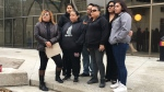 Anthony Green's family (Source: Beth Macdonell/CTV News)