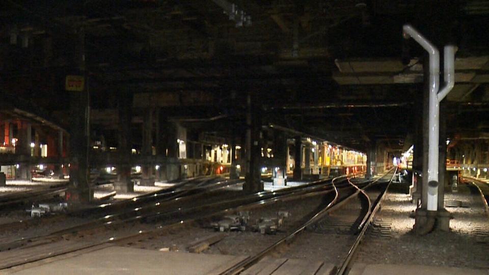 CTV Montreal: Mount Royal Tunnel