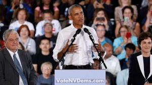 Extended: Obama speaks in Nevada
