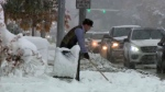 A record snowfall on October 2 had Calgarians digging out from underneath 32.8 centimetres of snow